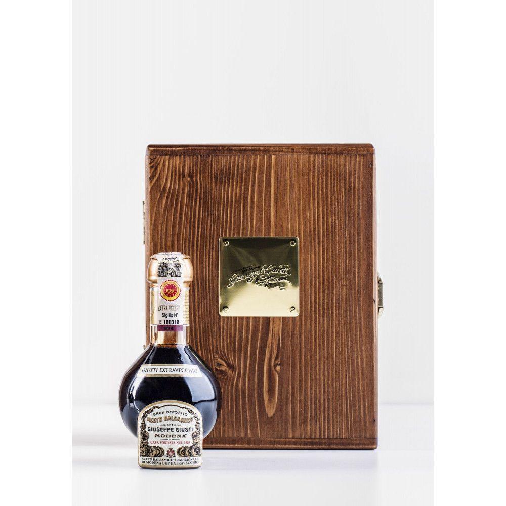 Vinaigre Balsamique – Traditional Extravecchio par Giuseppe Giusti, 100ml