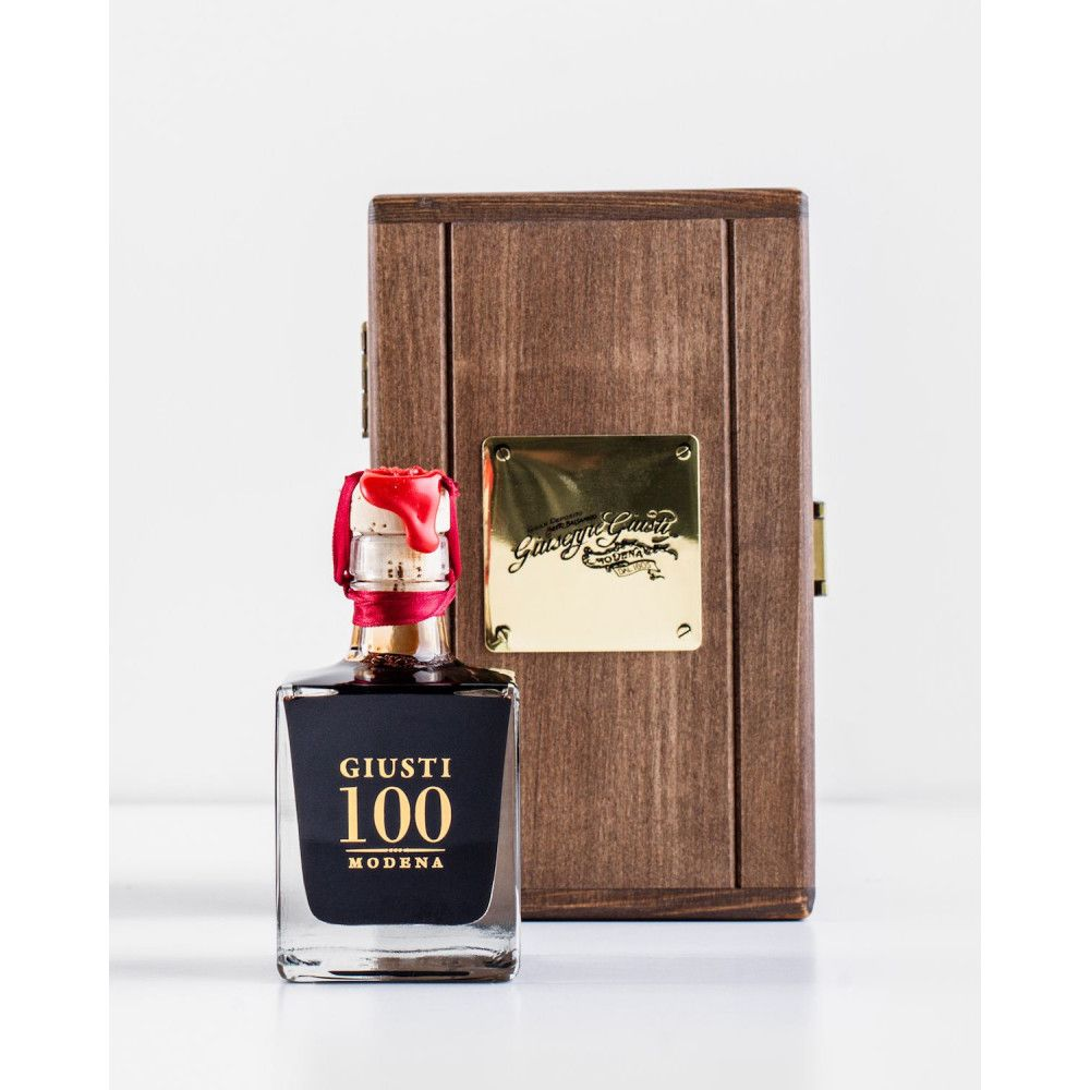 Balsamic Vinegar – Giusti Reserve 100 years by Giuseppe Giusti, 100ml