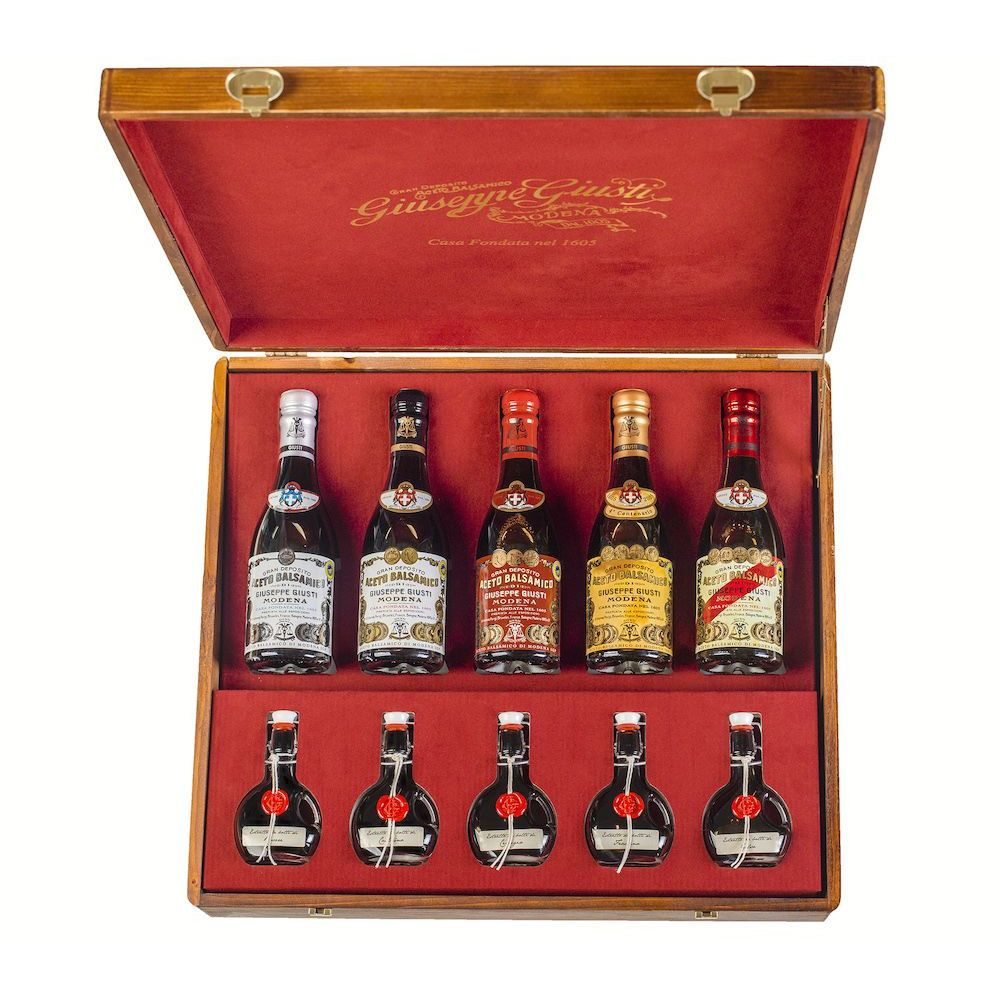 "Balsamic Vinegar – Special selection ""Lo Scrigno"" by Giuseppe Giusti"