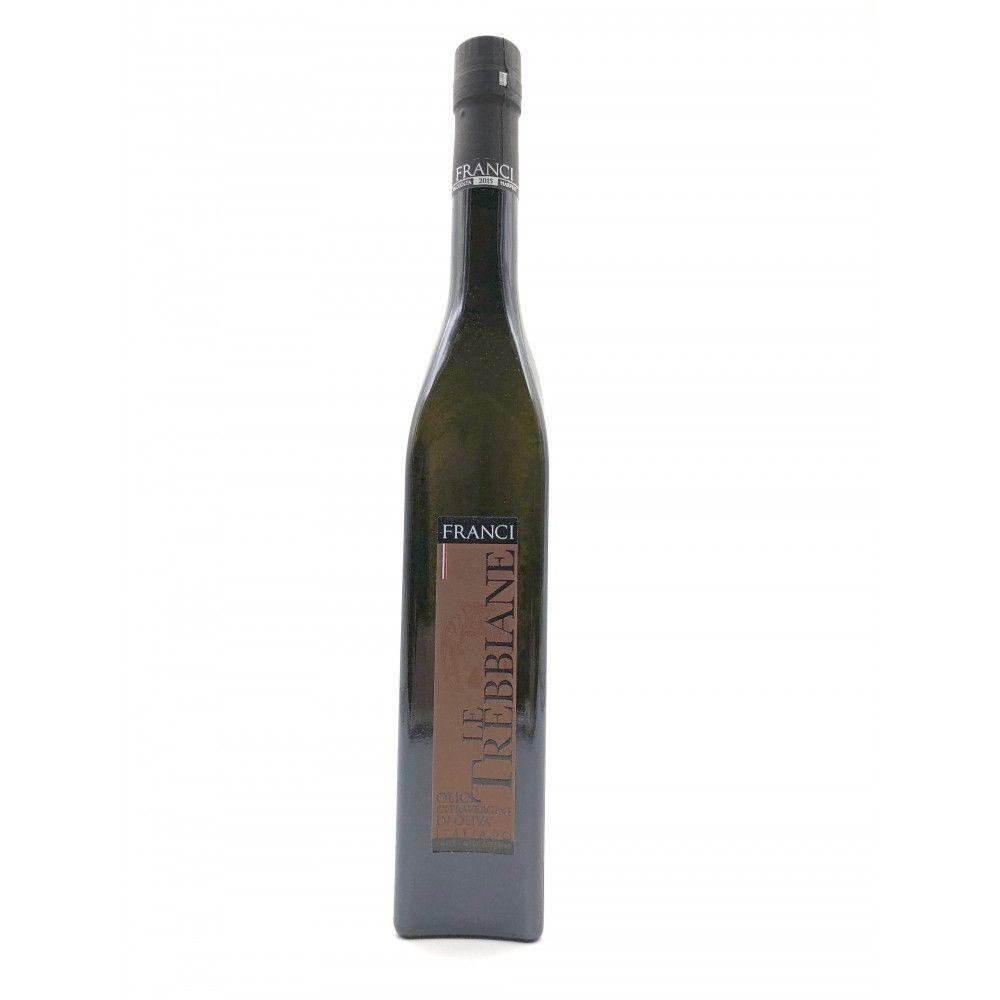 Huile d'olive - Le Trebbiane par Frantoio Franci 500ml