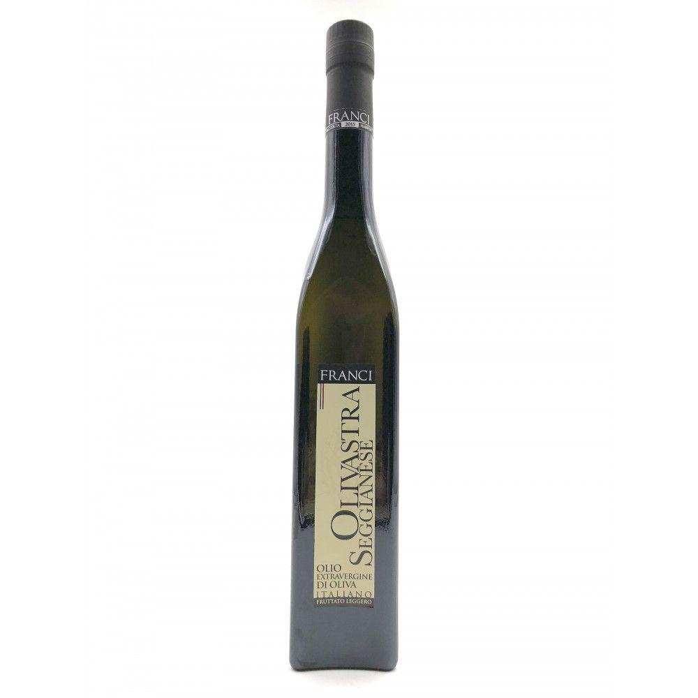 Huile d'olive - Olivastra Seggianese par Frantoio Franci 500ml