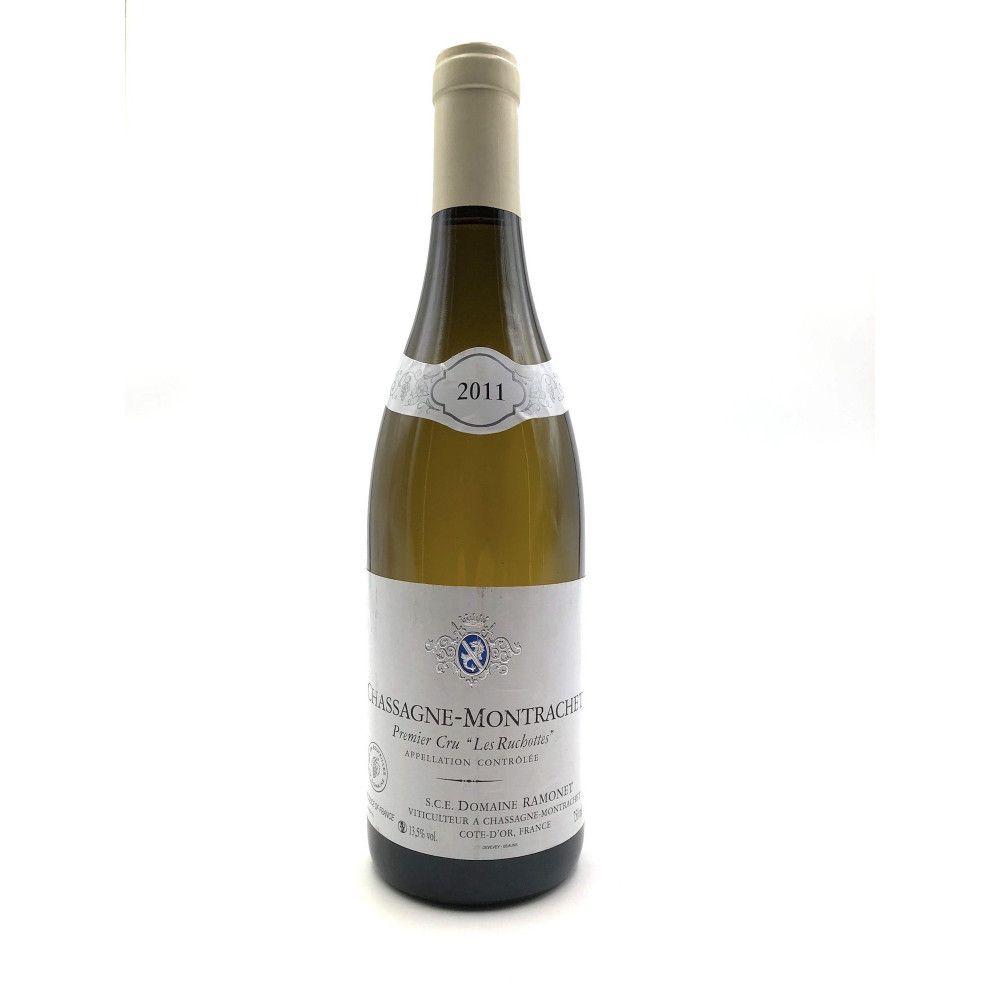 Domaine Ramonet - Chassagne Montrachet Les Ruchottes 1er Cru 2011