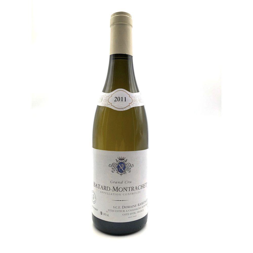 Domaine Ramonet - Batard Montrachet Grand Cru 2011