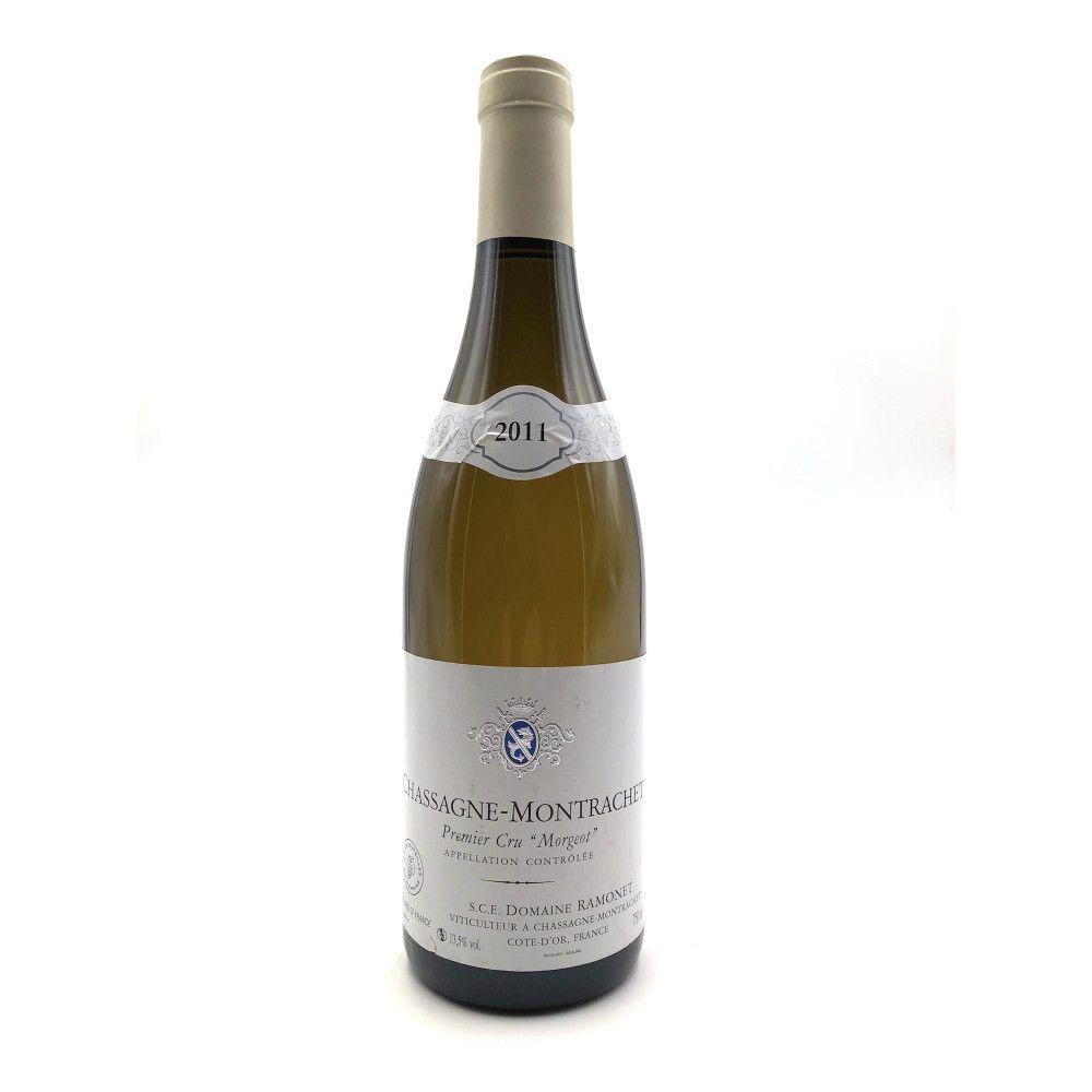 Domaine Ramonet - Chassagne Montrachet Morgeot 1er Cru 2011