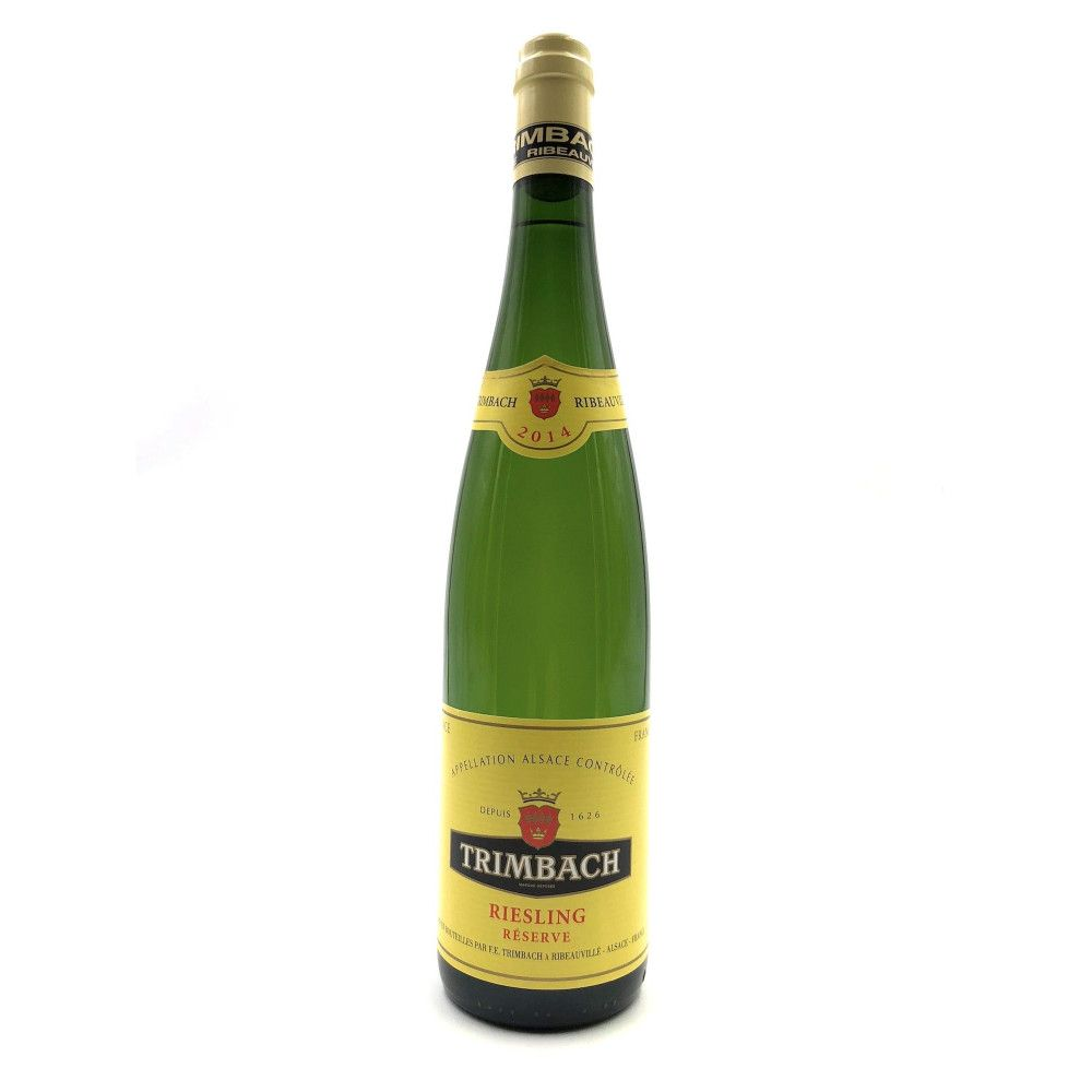 Domaine Trimbach - Riesling Reserve 2014