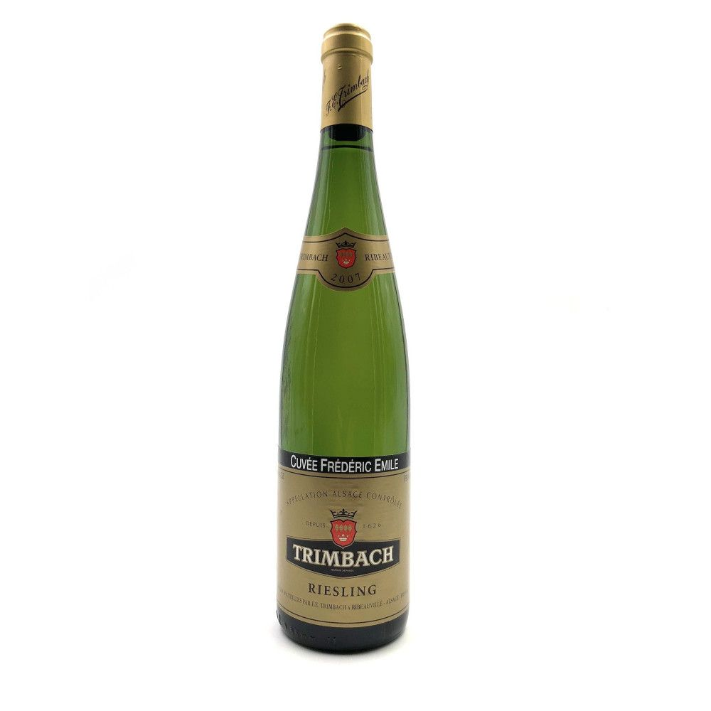 Domaine Trimbach - Riesling Cuvée Frederic Emile 2007