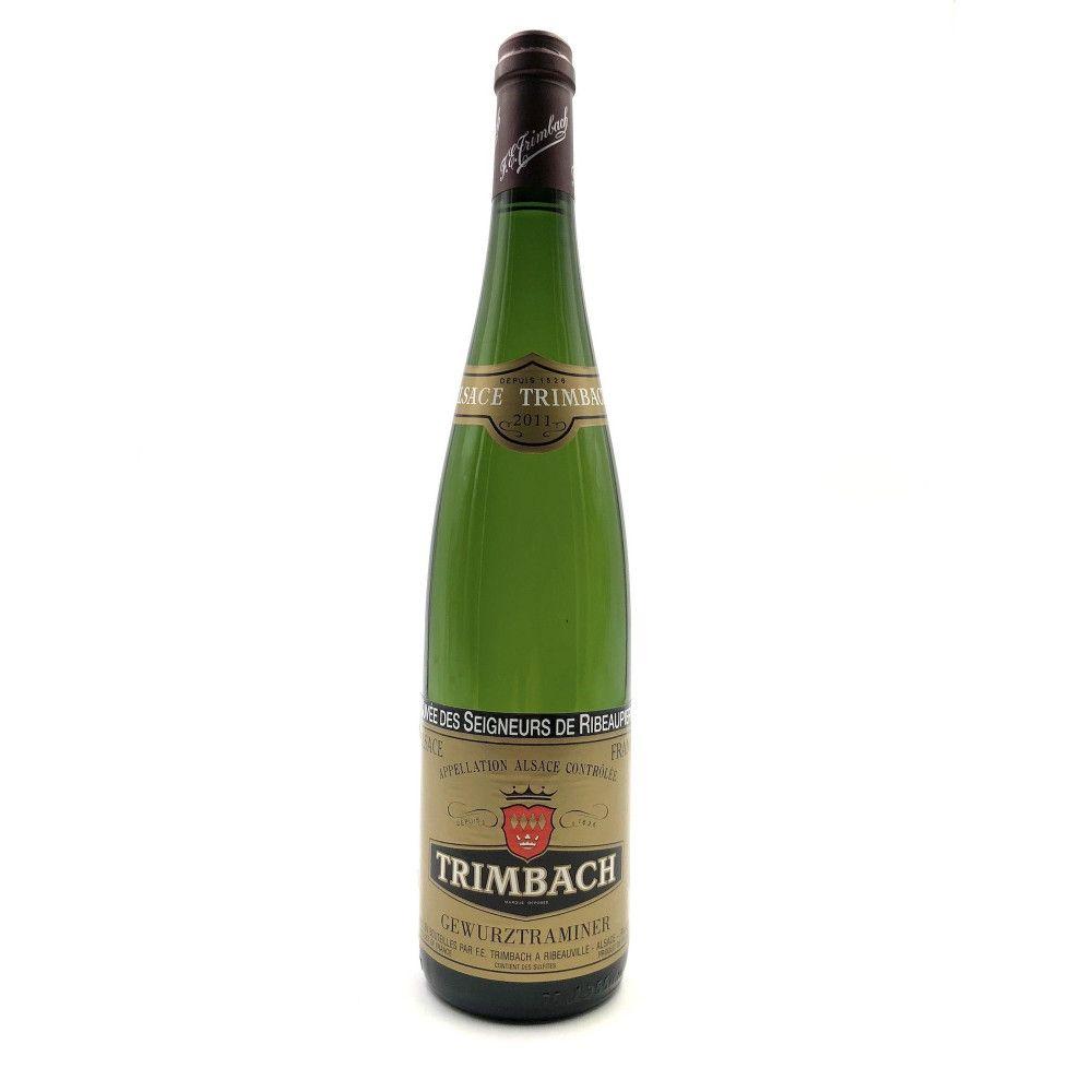 Domaine Trimbach - Gewurzstraminer Cuvée des Seigneurs de Ribeaupierre 2011