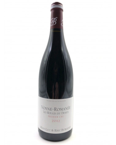 Alain Burguet - Vosne Romanée 1er Cru Les Rouges du dessus 2012