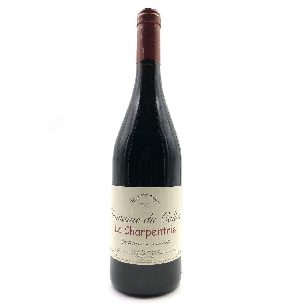 Domaine du Collier - La Charpentrie Saumur Rouge 2012