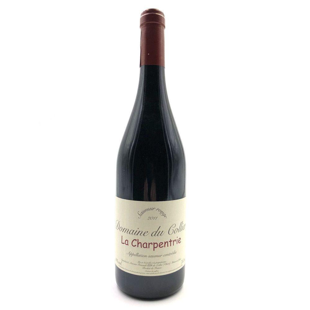Domaine du Collier - La Charpentrie Saumur 2011
