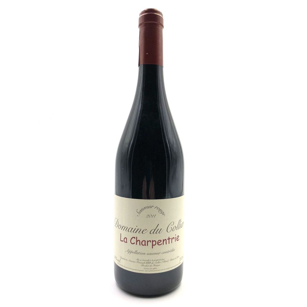 Domaine du Collier - La Charpentrie Saumur Rouge 2011
