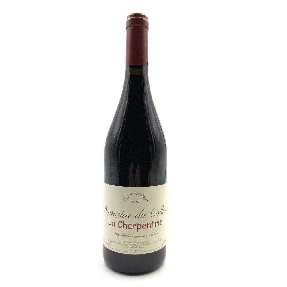 Domaine du Collier - La Charpentrie Saumur Rouge 2013