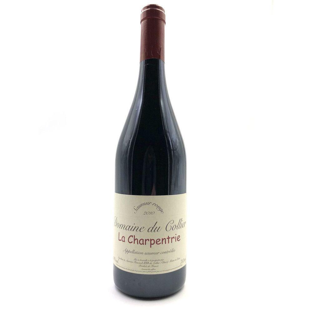 Domaine du Collier - La Charpentrie Saumur Rouge 2010