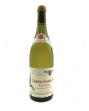 Vincent Dauvissat - Chablis Les Clos Grand Cru 2014