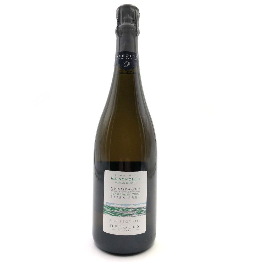 Jerome Dehours - Maisoncelle Extra Brut 2007