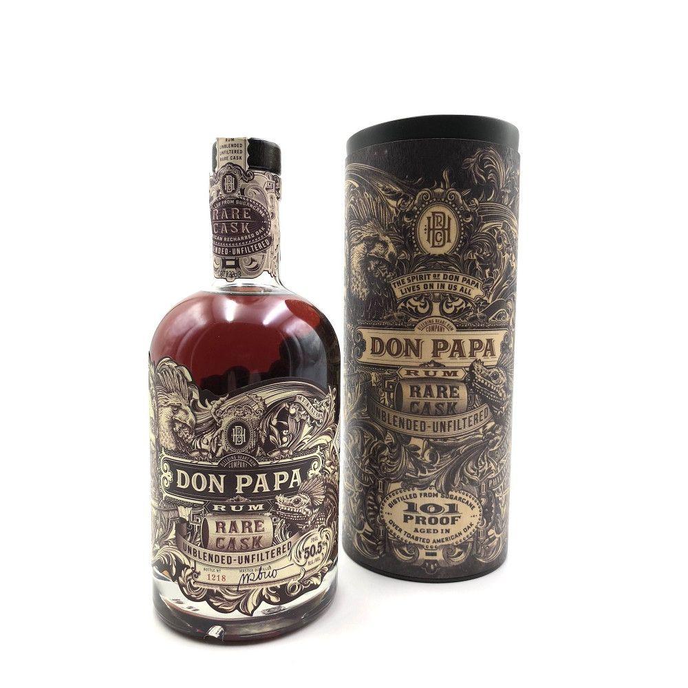 Rum Don Papa Rare Cask, 50,5°