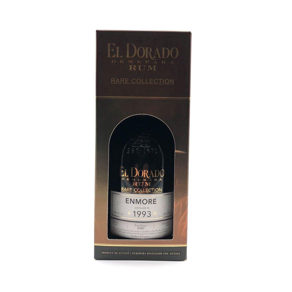 Rhum El Dorado Enmore 1993, 56,5°