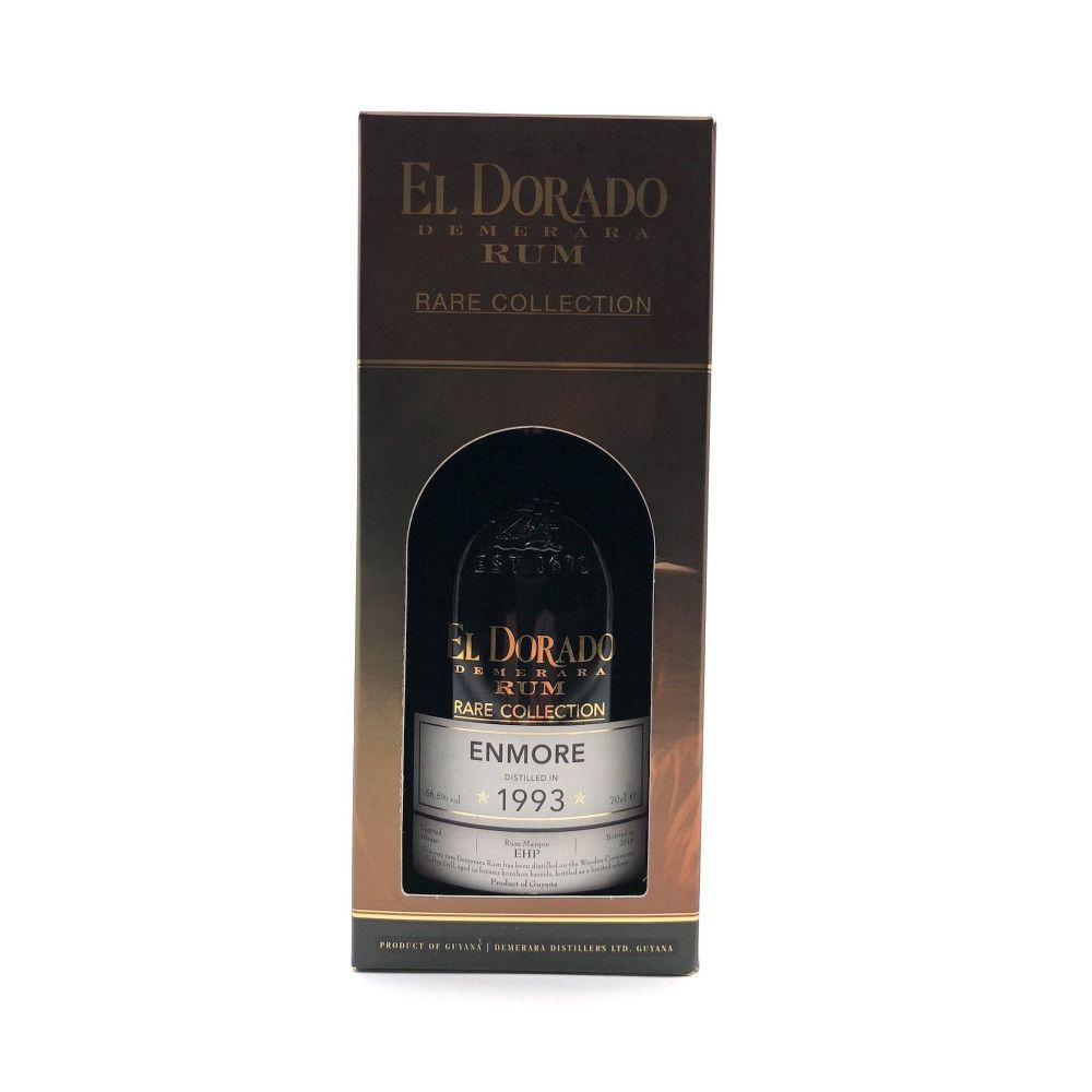 Rum El Dorado Enmore 1993, 56,5°
