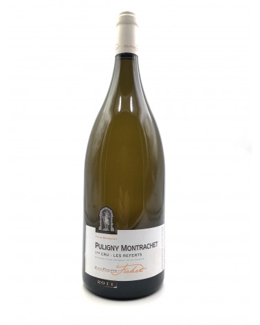 Jean Philippe Fichet - Puligny Montrachet 1er Cru Les Referts 2011 Magnum