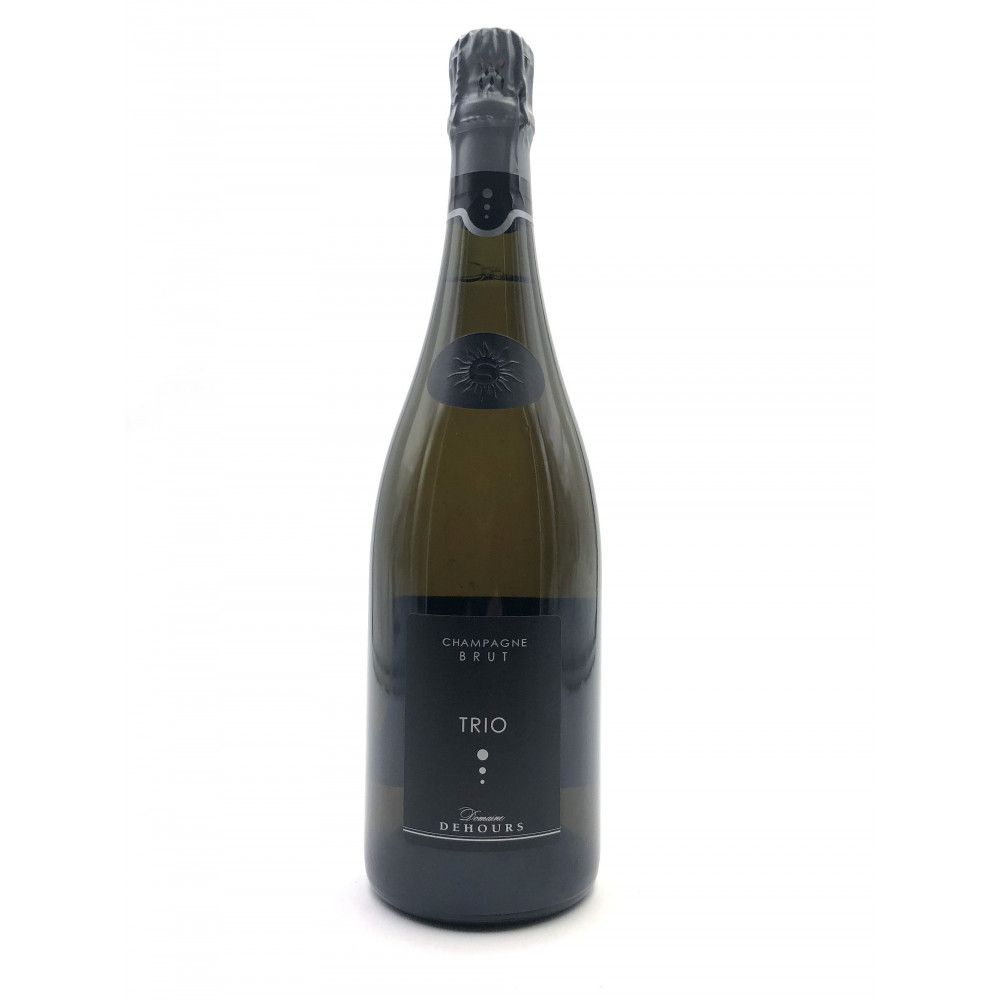 Jerome Dehours - Trio S Extra Brut NV