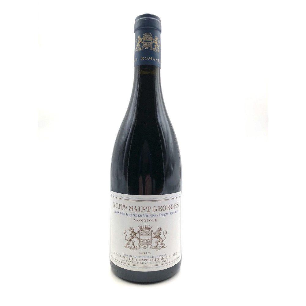 Comte Liger Belair - Nuits St Georges 1er Cru Clos des Grandes Vignes 2012