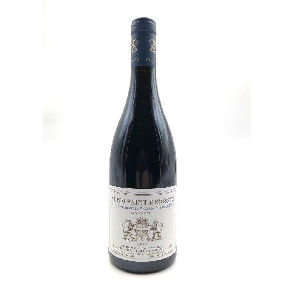 Comte Liger Belair - Nuits St Georges 1er Cru Clos des Grandes Vignes 2013