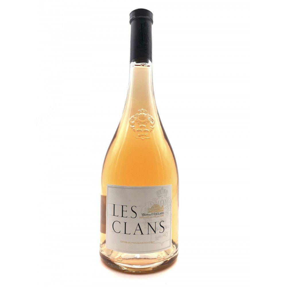 Chateau d'Esclans - Les Clans Rosé wine 2011