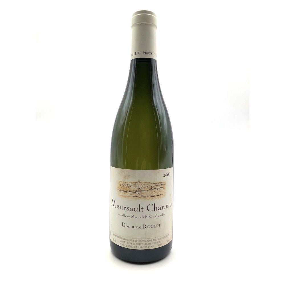 Domaine Roulot - Meursault Charmes 1er Cru, Cote de Beaune 2006