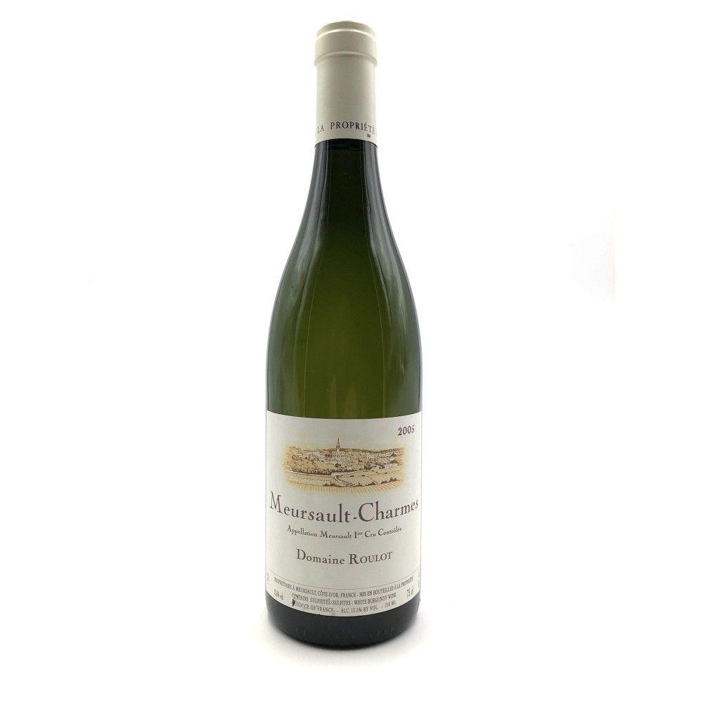 Domaine Roulot - Meursault Charmes 1er Cru, Cote de Beaune 2005