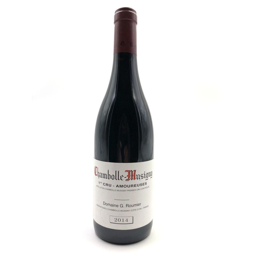 Georges Roumier - Chambolle Musigny 1er Cru Amoureuses 2014