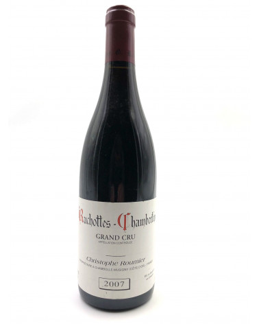 Georges Roumier - Ruchottes Chambertin Grand Cru, Cote de Nuits, 2007