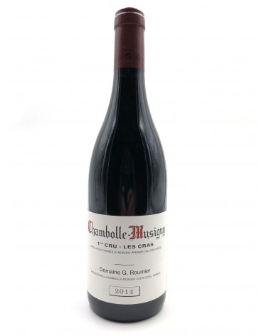 Georges Roumier - Chambolle Musigny 1er Cru Les Cras 2014