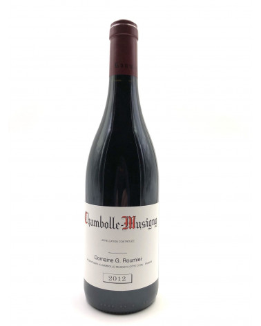 Georges Roumier - Chambolle Musigny, Cote de Nuits 2012