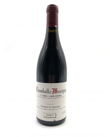 Georges Roumier - Chambolle Musigny 1er Cru Les Cras 2007