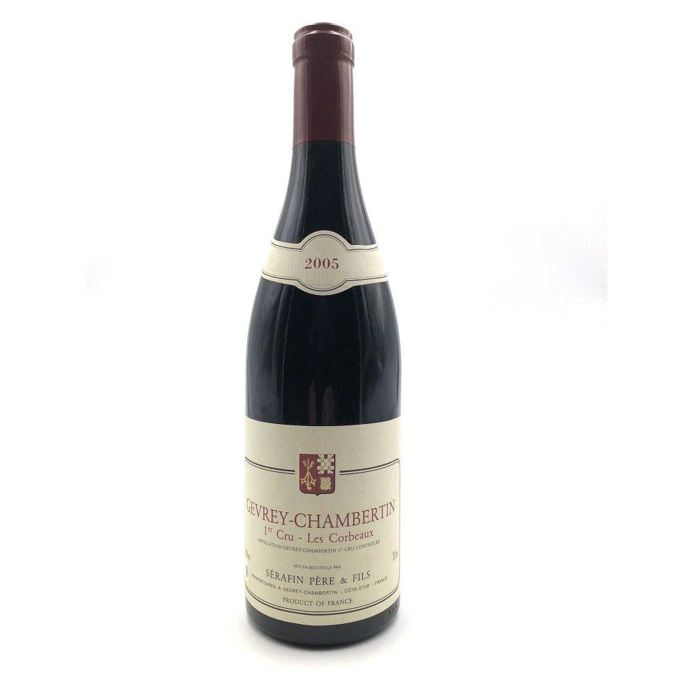Domaine Serafin - Gevrey Chambertin 1er Cru Les Corbeaux 2005