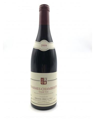 Domaine Serafin - Charmes Chambertin Grand Cru 2009