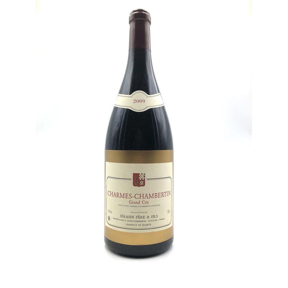 Domaine Serafin - Charmes Chambertin Grand Cru 2009 magnum