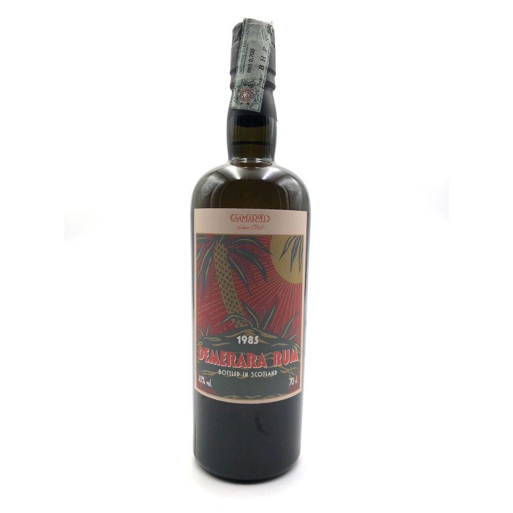 Rum Samaroli 1985, 45°