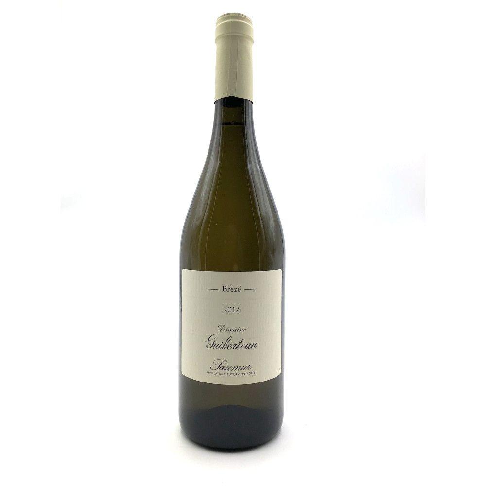Domaine Guiberteau - Saumur blanc Breze 2012