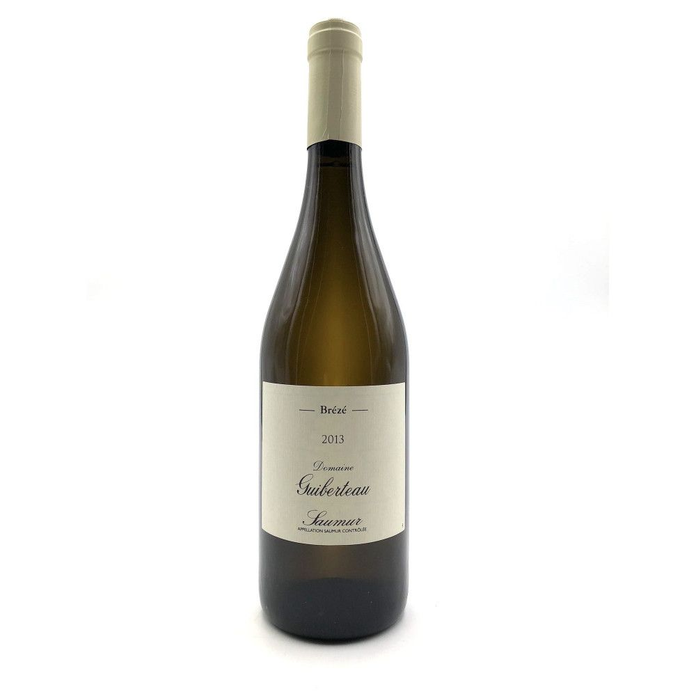 Domaine Guiberteau - Saumur blanc Breze 2013