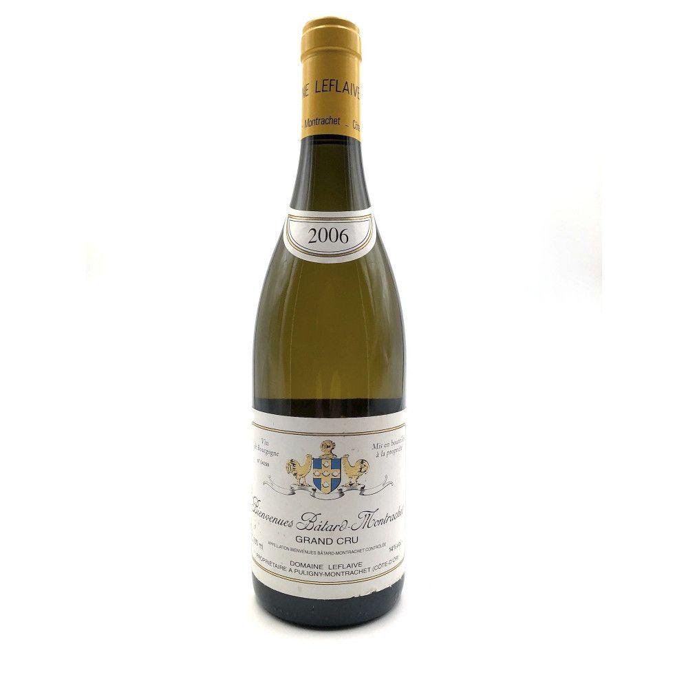 Domaine Leflaive - Bienvenue Batard Montrachet Grand Cru, Cote de Beaune 2006