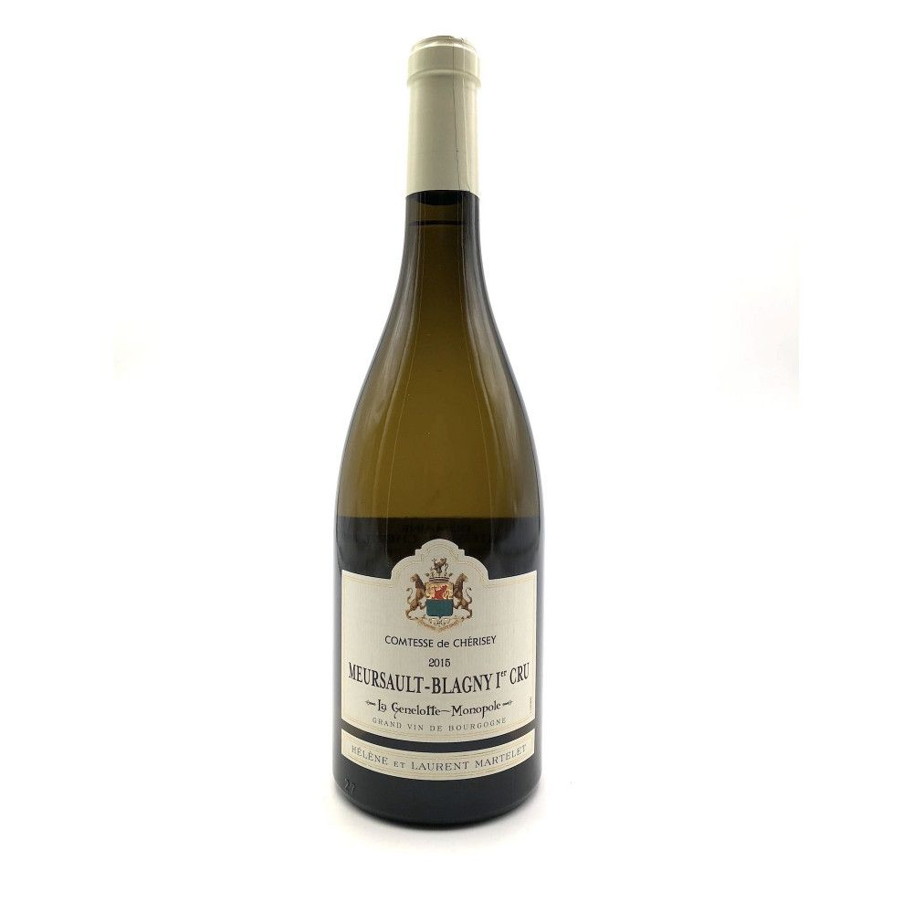 Domaine Martelet de Cherisey - Meursault Blagny 1er Cru La Genelotte 2015