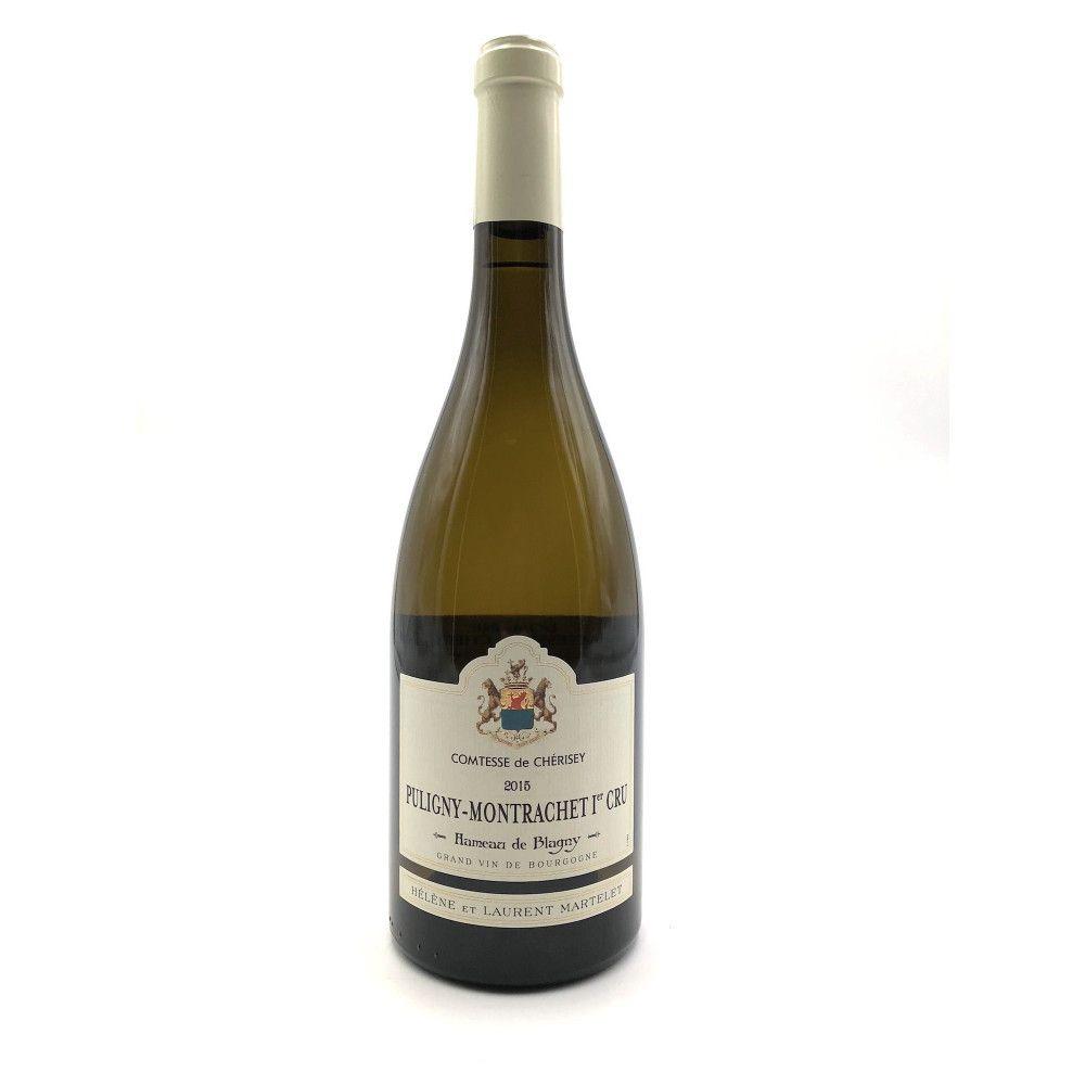 Domaine Martelet de Cherisey - Puligny Montrachet 1er Cru Hameau de Blagny 2015
