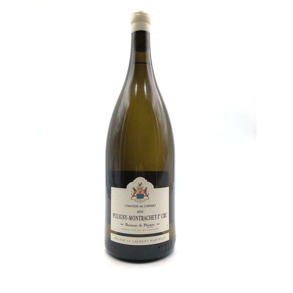 Domaine Martelet de Cherisey - Puligny Montrachet 1er Cru Hameau de Blagny 2015 Magnum
