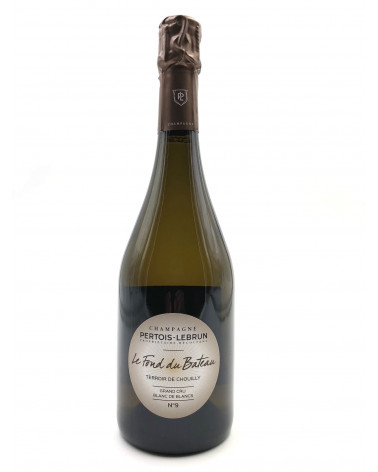 Champagne Pertois Lebrun - Le Find du Bateau n°9 Grand Cru