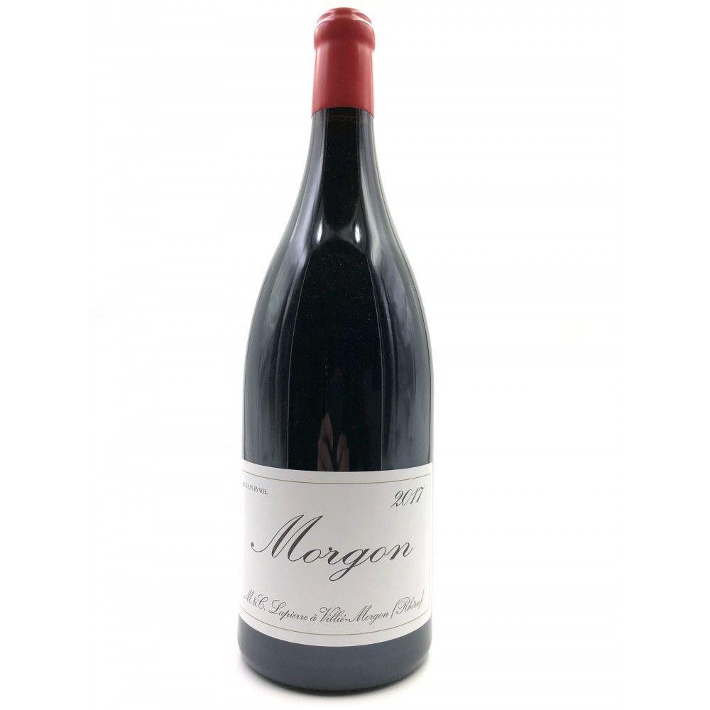 Domaine Marcel Lapierre - Morgon, Beaujolais 2017 Magnum