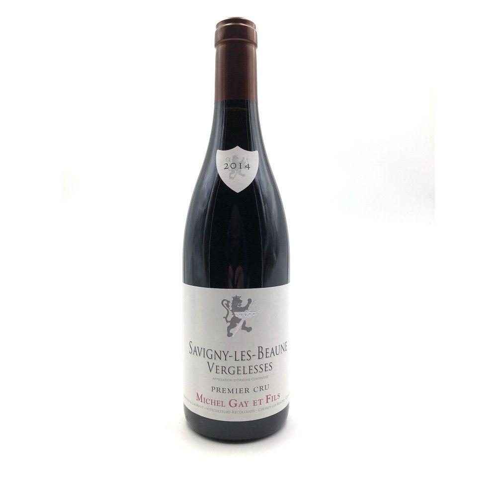 Domaine Michel Gay - Savigny Les Beaunes 1er Cru Vergelesses 2014