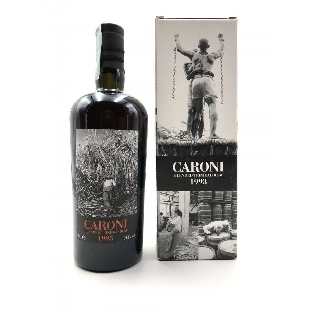 Rum Caroni 1993 Blended Rum, 44,4°