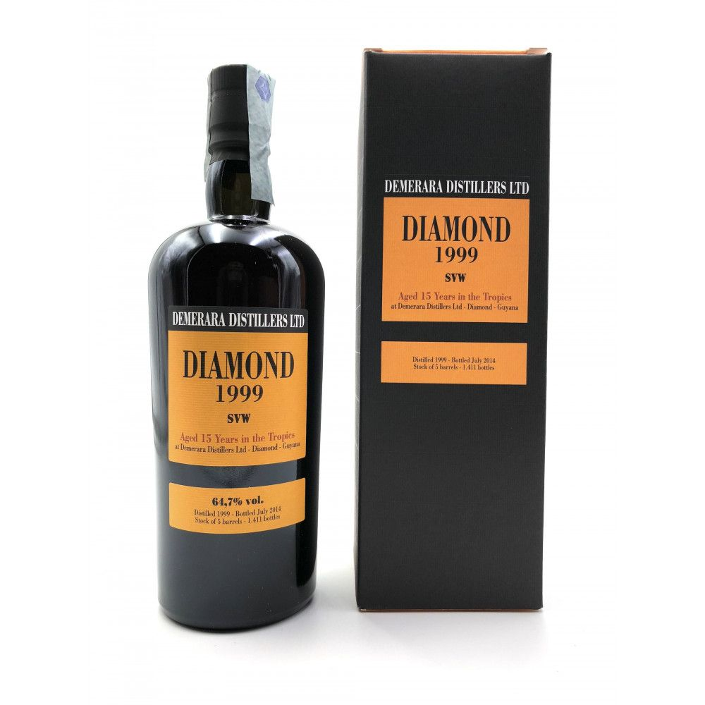 Rhum Diamond SVW 1999, 64,7°