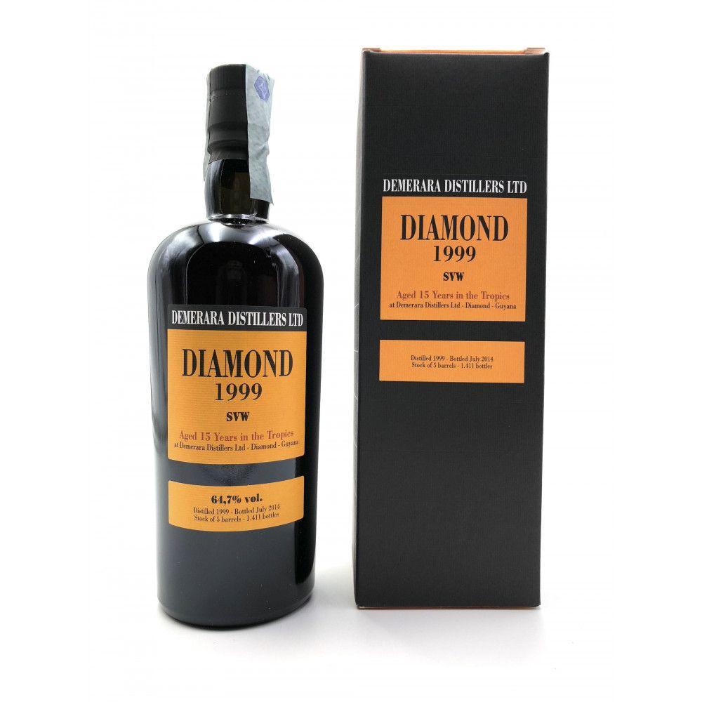 Rum Diamond SVW 1999, 64,7°